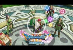 Dragon Quest XI nos presenta a sus personajes