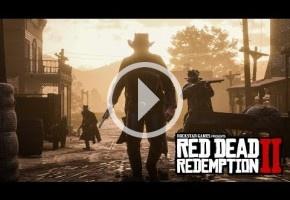 Y por fin, primer tráiler con gameplay de Red Dead Redemption II