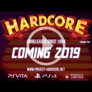 Hardcore, un juego de DICE para Mega Drive cancelado hace un cuarto de siglo, se publicará en 2019