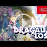 Primer tráiler en inglés de Dragalia Lost