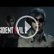 El nuevo tráiler de Resident Evil 2 se centra en la historia