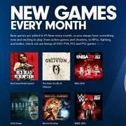 Sony habilita las descargas de juegos de PS4 y PS2 en PlayStation Now