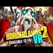 Borderlands 2 tendrá versión para PlayStation VR en diciembre