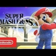 Super Smash Bros. Ultimate tiene un nuevo tráiler