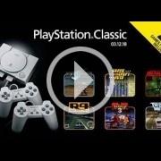 Estos son los 20 juegos que trae la PlayStation Classic