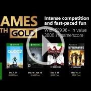Los Juegos con Gold de diciembre nos traen QUBE 2 y Never Alone