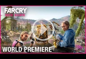 Anunciado Far Cry New Dawn, el spin-off posnuclear de Far Cry 5