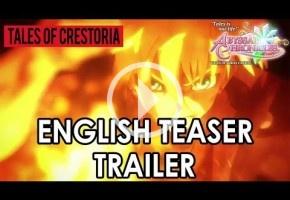 Tales of Crestoria llegará a occidente en 2019
