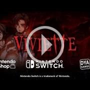 Viviette, del estudio español DYA Games, anuncia su salida en Nintendo Switch