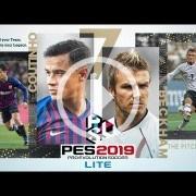 Konami lanza el gratuito PES 2019 Lite