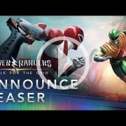 Hay un nuevo juego de los Power Rangers en desarrollo y sale en abril