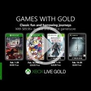 Bloodstained: Curse of the Moon y Super Bomberman R, entre los Juegos con Gold de febrero