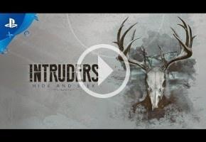 Intruders: Hike and Seek, del estudio español Tessera, ya está disponible para PSVR