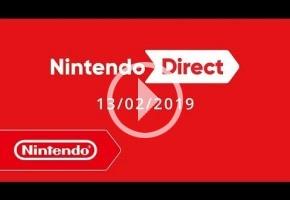 A las 23:00h - Sigue con nosotros el Nintendo Direct