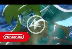 El próximo Zelda de Switch es un remake de Link's Awakening
