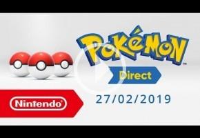A las 15:00h: Sigue en directo el Pokémon Direct