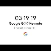 En directo a las 18:00h - Conferencia de Google en la GDC 2019