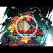 Nuevo gameplay de Streets of Rage 4