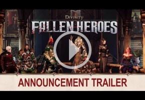 Divinity: Fallen Heroes es un nuevo juego ambientado en el universo de Original Sin 2