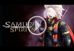 Samurai Shodown presenta a dos nuevos personajes y confirma su fecha de salida