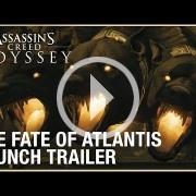 Tráiler de El destino de la Atlántida, el nuevo DLC de Assassin's Creed: Odyssey