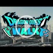 Anunciado Dragon Quest Walk para móviles
