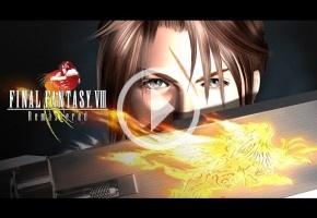 Square Enix anuncia la remasterización de Final Fantasy VIII