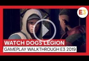 Watch Dogs Legion sorprende en el E3 con una interesante demo con gameplay
