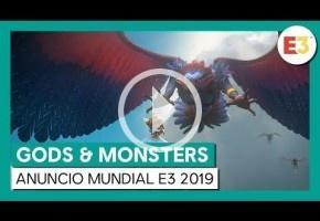 Gods & Monsters es lo nuevo de los responsables de Assassin's Creed Odyssey