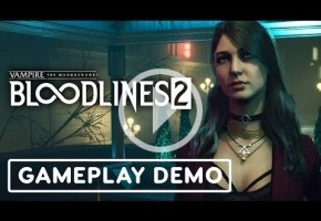 Un paseo de 20 minutos por la demo de Vampire: The Masquerade - Bloodlines 2