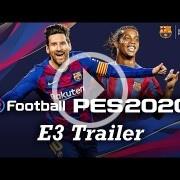 PES 2020 podría pasar por el juego oficial del Barça - Vídeo en