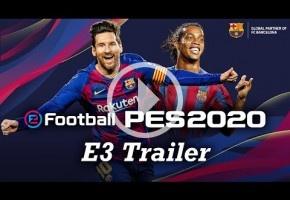 PES 2020 podría pasar por el juego oficial del Barça
