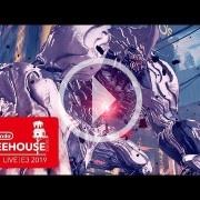 Astral Chain reparte su tiempo en Nintendo Treehouse entre el combate y la investigación