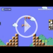 En directo: Super Mario Game Maker Jam 2