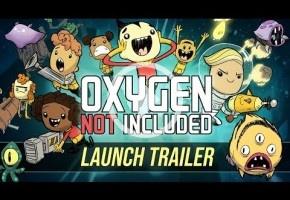 Oxygen Not Included sale de acceso anticipado