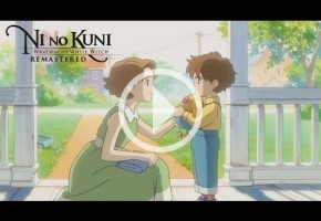 Tráiler de lanzamiento de Ni no Kuni: Wrath of the White Witch Remastered