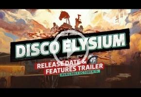 Disco Elysium estará disponible el 15 de octubre