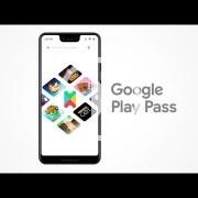 Anunciado Google Play Pass, el nuevo servicio de suscripción de Android