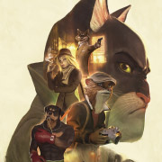 Análisis de Blacksad: Under the Skin
