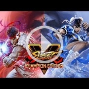 Capcom anuncia Street Fighter V: Champion Edition