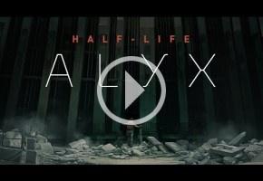 Valve publica el primer tráiler de Half-Life: Alyx