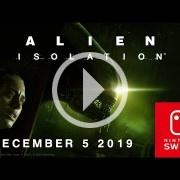 Alien: Isolation llegará a Switch el 5 de diciembre