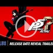Persona 5 Royal saldrá en Europa el 31 de marzo