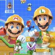 2019 en juegos: Super Mario Maker 2