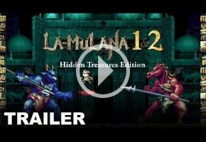 Las dos entregas de La-Mulana se publican en PS4, Switch y Xbox One en marzo