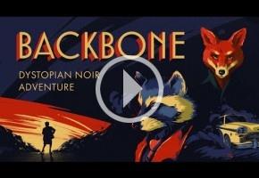 Raw Fury publicará Backbone, un noir distópico con un detective mapache