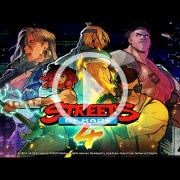 Streets of Rage 4 tendrá cooperativo local para 4 jugadores