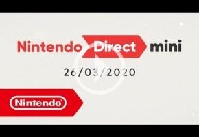 Nintendo publica un Direct Mini con las próximas novedades para Switch
