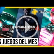 Uncharted 4, Dirt Rally 2.0, Project CARS 2 y Fable Anniversary: así es abril en PlayStation Plus y Games With Gold