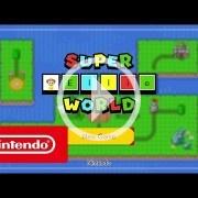 La última actualización de Super Mario Maker 2 añade la posibilidad de crear mundos